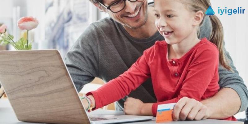 Çocuklara Yönetebileceği Çocuk Birikim Hesabı Oluşturun