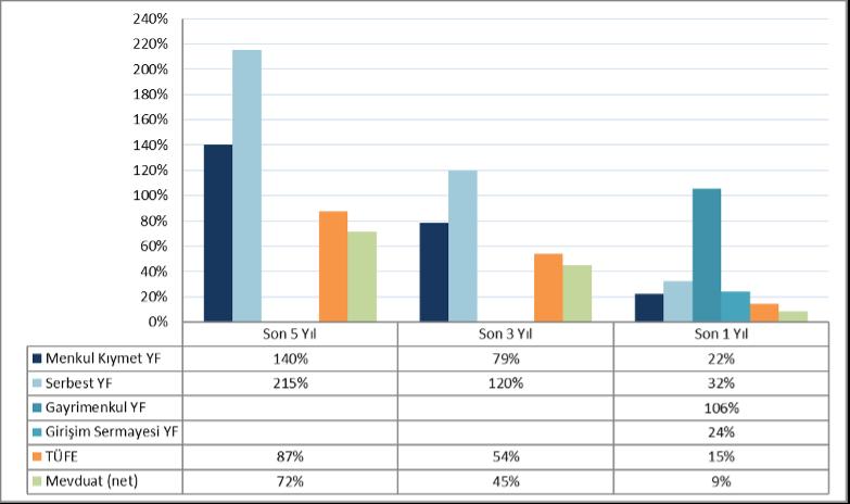 Yatırım Fonları Performans Raporu Özeti 2020